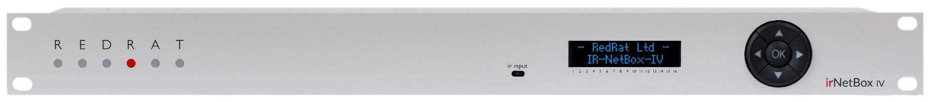irNetBox IV Front